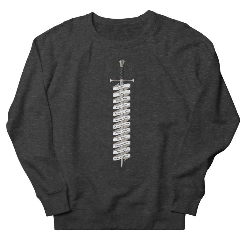 Kill List Women's French Terry Sweatshirt by Geeky Nerfherder's Artist Shop