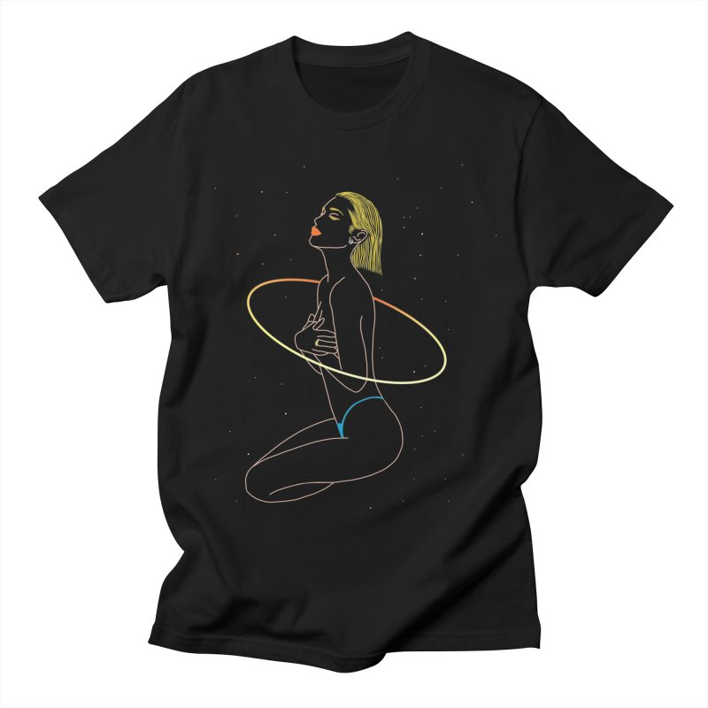 Universe Girl Men's T-Shirt by gelso's Artist Shop