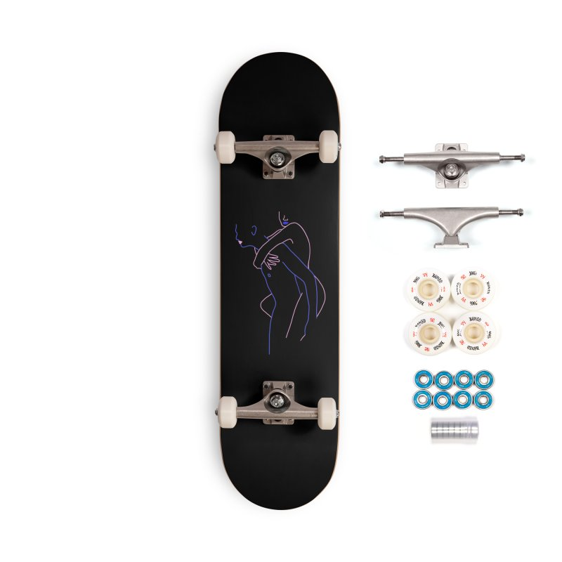 Hold Me Now Accessories Complete - Premium Skateboard by gelso's Artist Shop