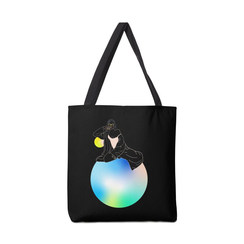 Oasis Girl Accessories Tote Bag Bag by gelso's Artist Shop