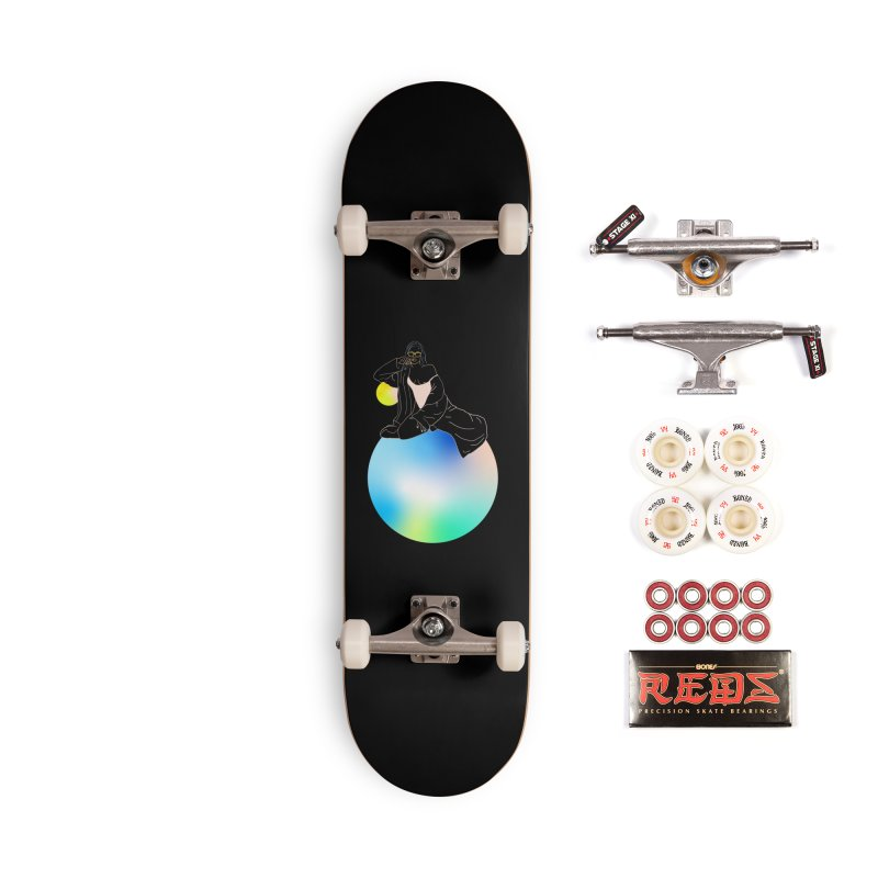 Oasis Girl Accessories Complete - Pro Skateboard by gelso's Artist Shop