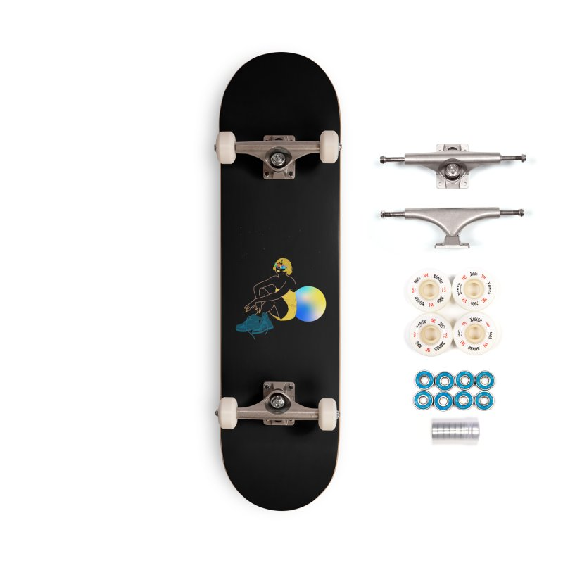 Vision Girl Accessories Complete - Premium Skateboard by gelso's Artist Shop