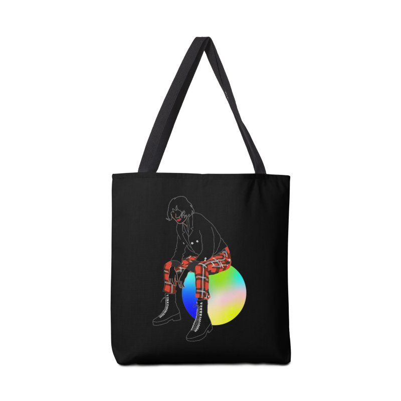 Pattern Girl Accessories Tote Bag Bag by gelso's Artist Shop