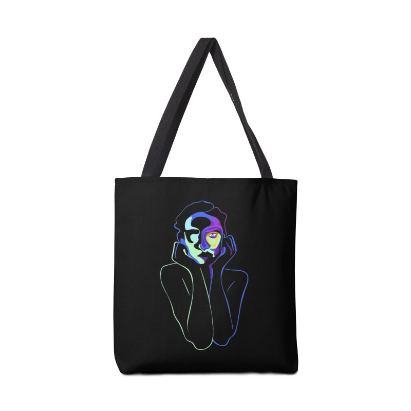 Sea Girl Accessories Tote Bag Bag by gelso's Artist Shop