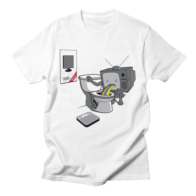 FAT Men's T-Shirt by gen23's Artist Shop