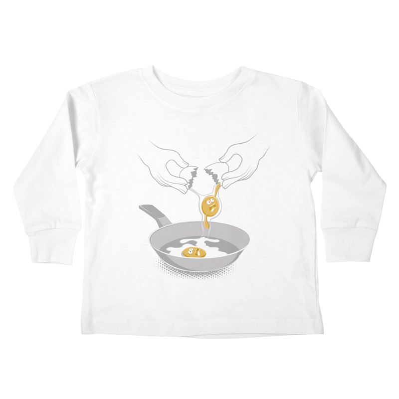 FREE FALL Kids Toddler Longsleeve T-Shirt by gen23's Artist Shop