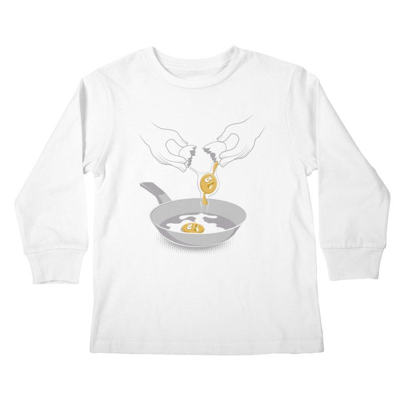 FREE FALL Kids Longsleeve T-Shirt by gen23's Artist Shop