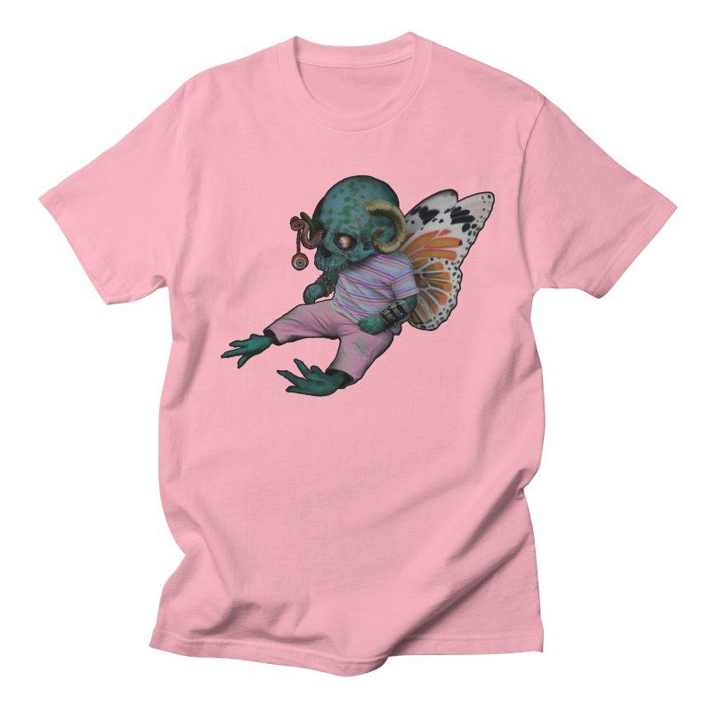 Butterfly Baby Women's Regular Unisex T-Shirt by genemutation's Artist Shop