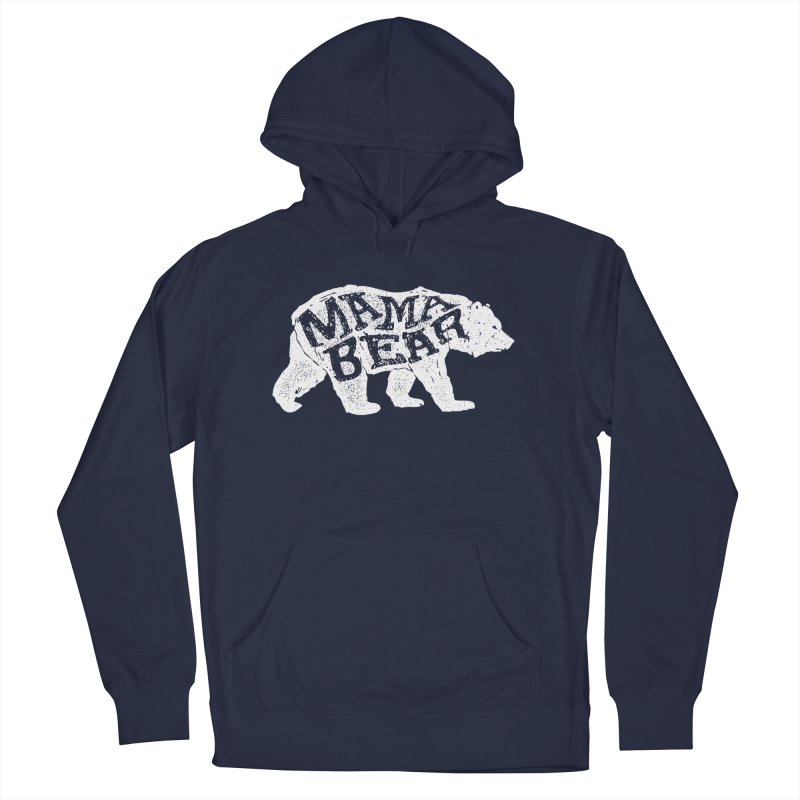 Mama Bear New Mom's Expecting Mother's  Women's Pullover Hoody by generalrepublic's Artist Shop