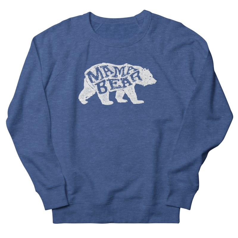 Mama Bear New Mom's Expecting Mother's  Women's Sweatshirt by generalrepublic's Artist Shop