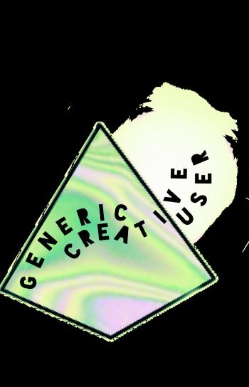 genericcreativeuser's Artist Shop Logo