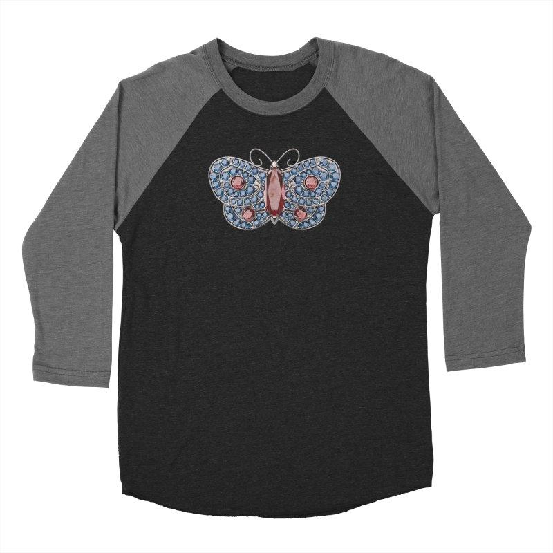 Enchanted Butterfly Women's Longsleeve T-Shirt by Genius Design Lab's Artist Shop