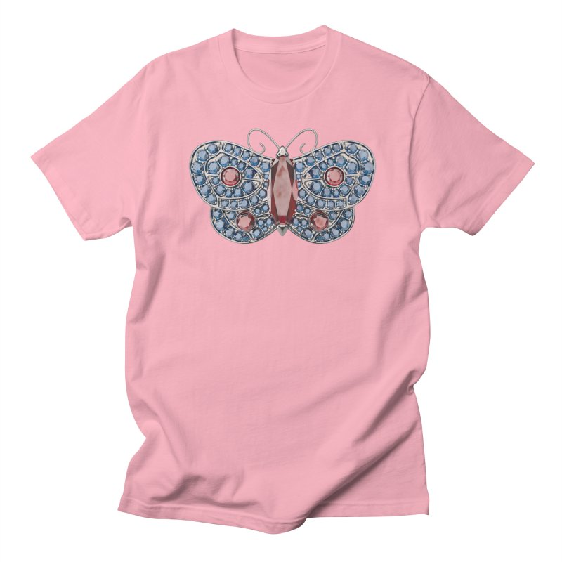 Enchanted Butterfly Women's T-Shirt by Genius Design Lab's Artist Shop