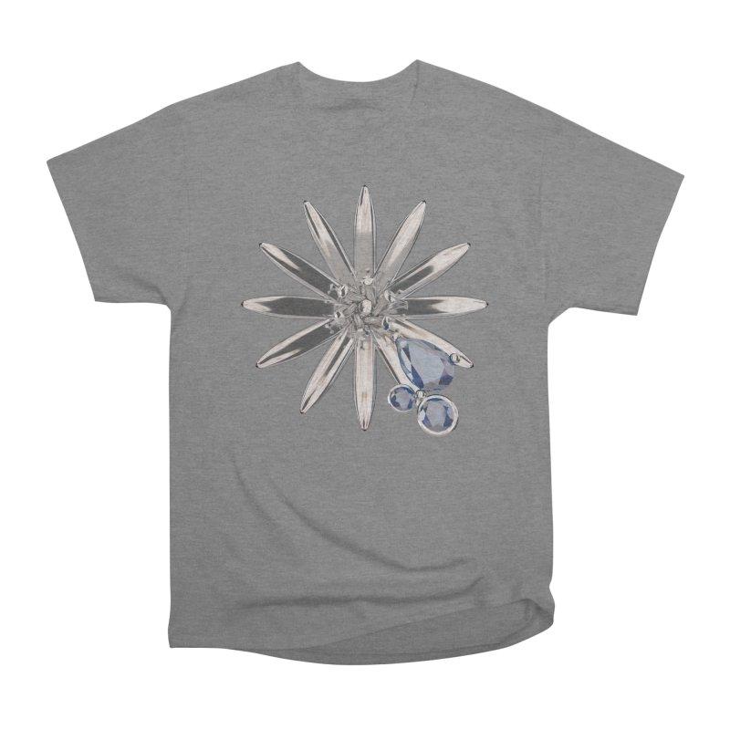 Enchanted Flower II Men's T-Shirt by Genius Design Lab's Artist Shop