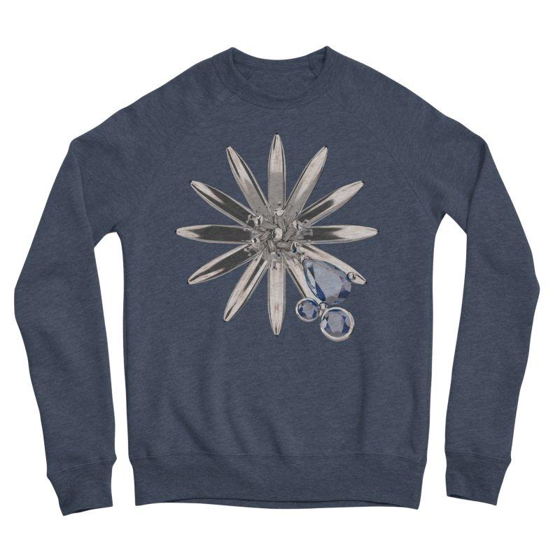 Enchanted Flower II Women's Sweatshirt by Genius Design Lab's Artist Shop
