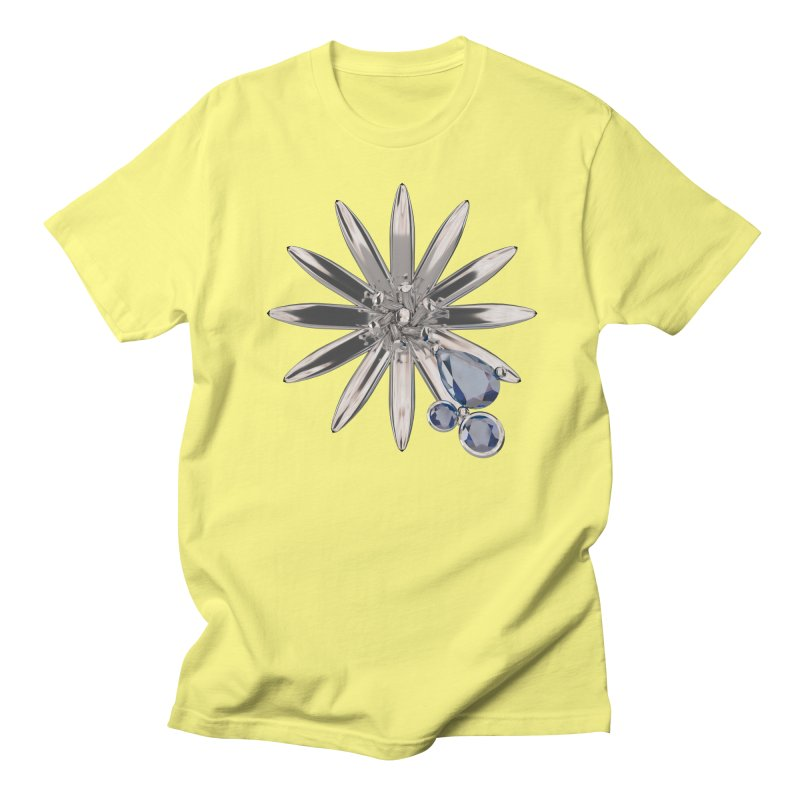 Enchanted Flower II Women's T-Shirt by Genius Design Lab's Artist Shop