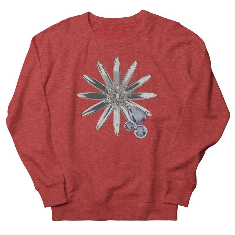Enchanted Flower II Men's Sweatshirt by Genius Design Lab's Artist Shop