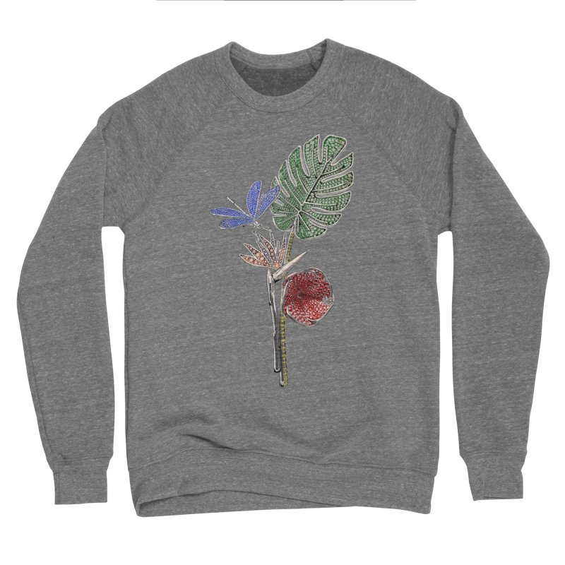 Enchanted Tropicália Women's Sweatshirt by Genius Design Lab's Artist Shop