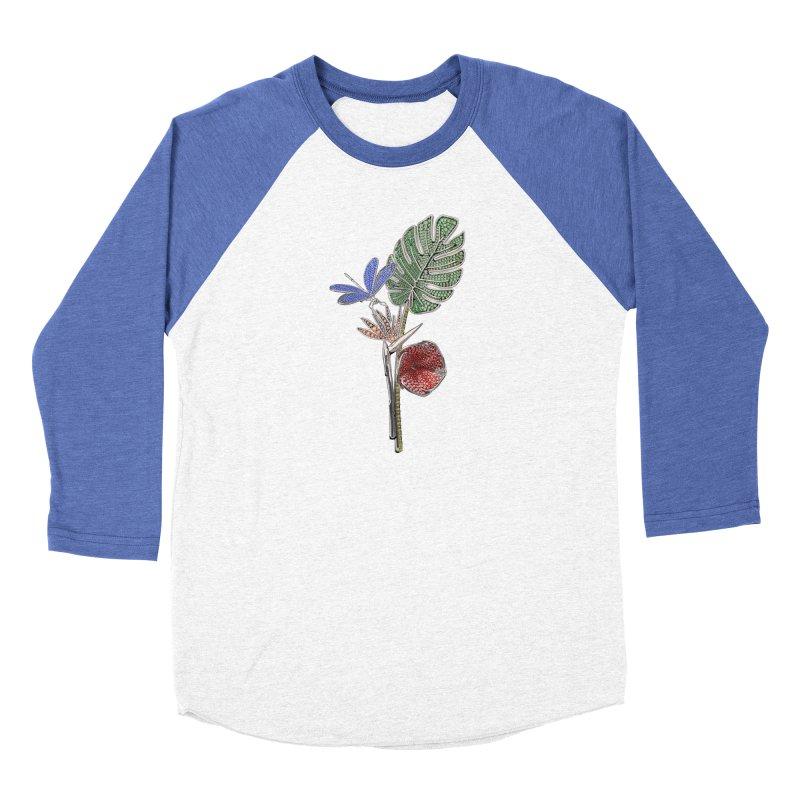 Enchanted Tropicália Women's Longsleeve T-Shirt by Genius Design Lab's Artist Shop