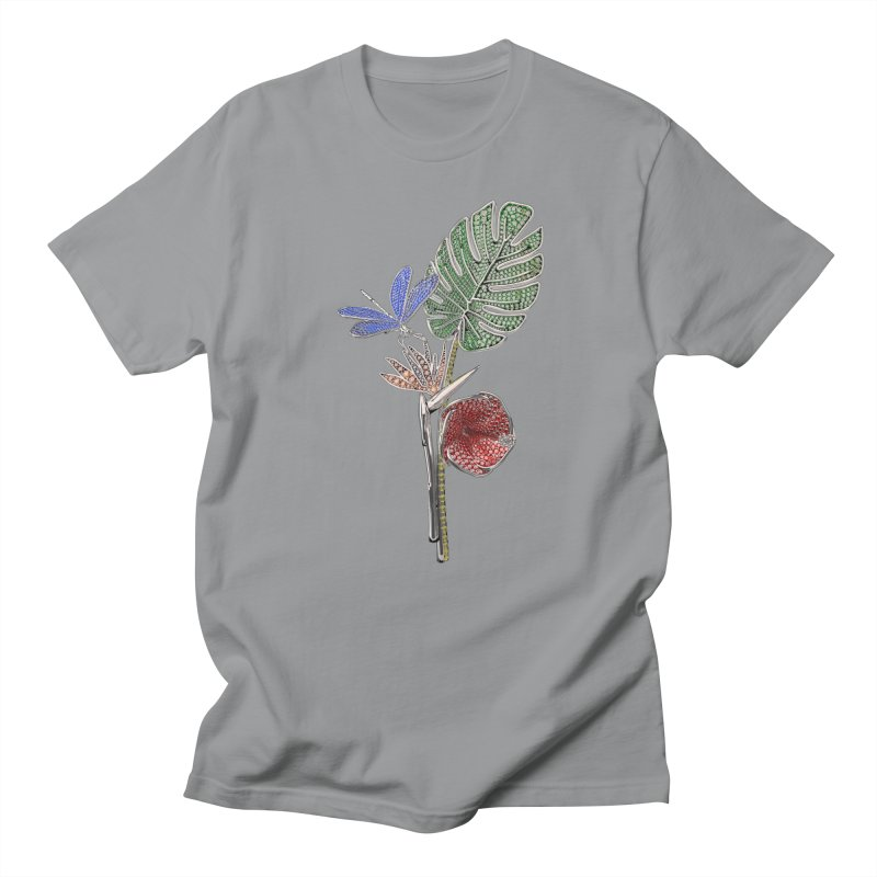 Enchanted Tropicália Women's T-Shirt by Genius Design Lab's Artist Shop