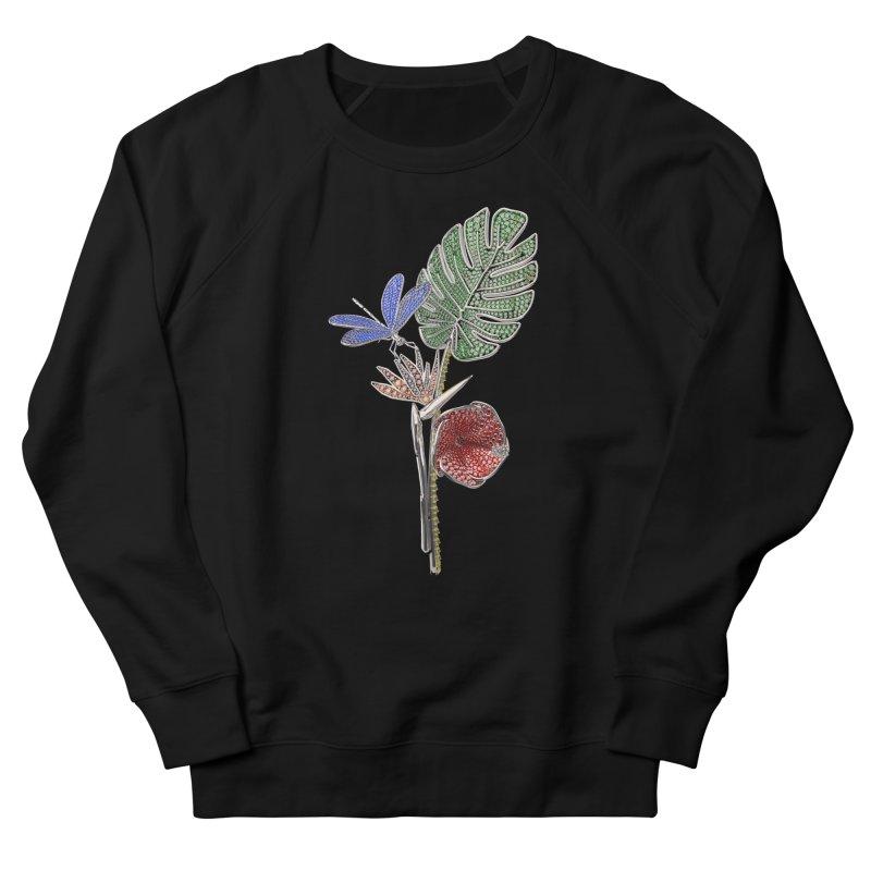 Enchanted Tropicália Men's Sweatshirt by Genius Design Lab's Artist Shop