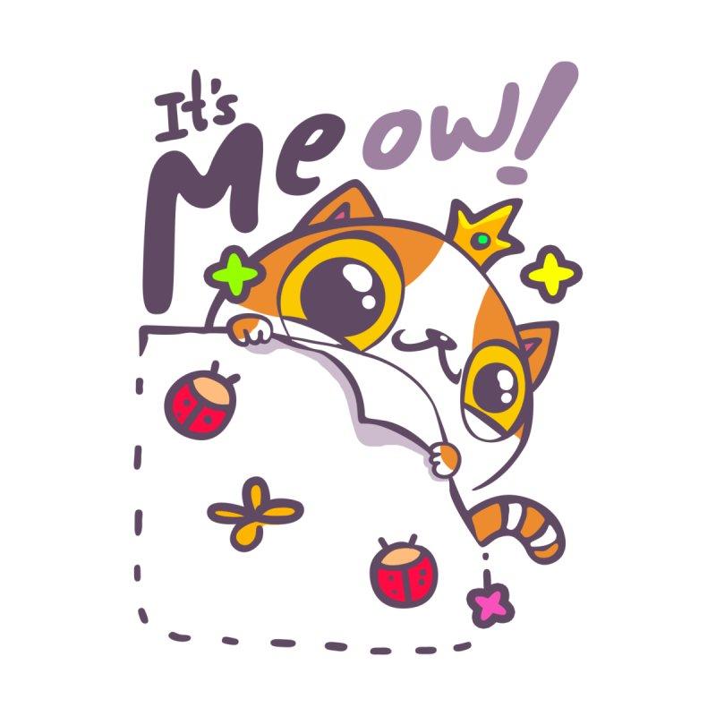 FC04 - It's Meow Women's T-Shirt by Genix Official Merch Store