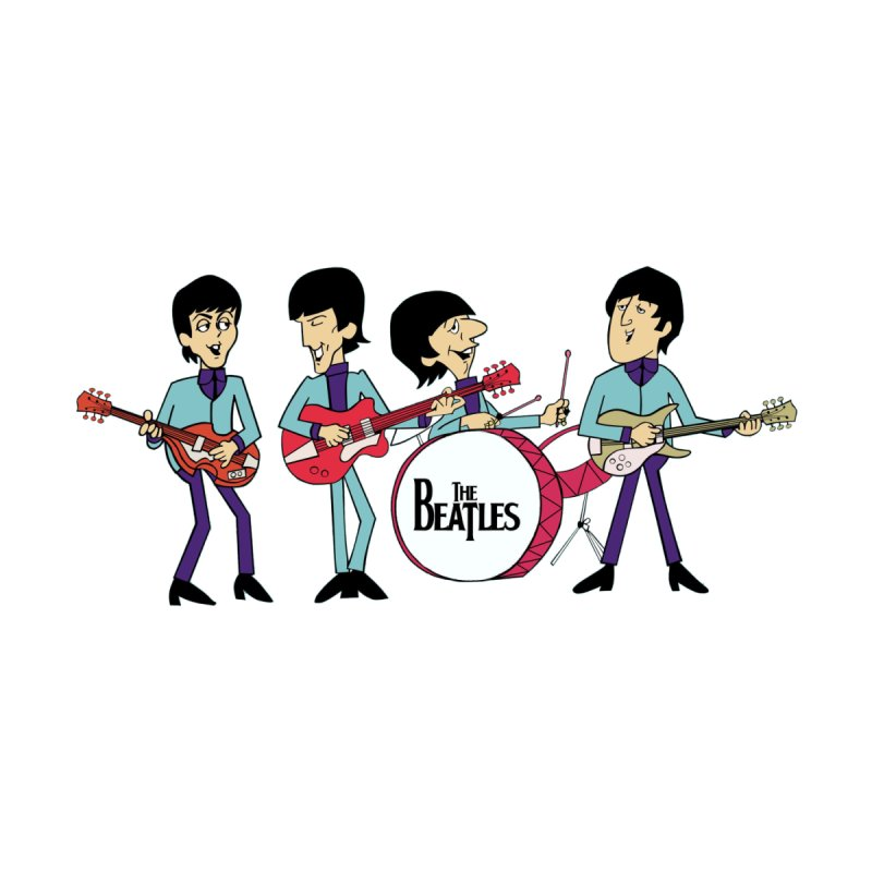 the Beatles by Geocaching Podcast Shop