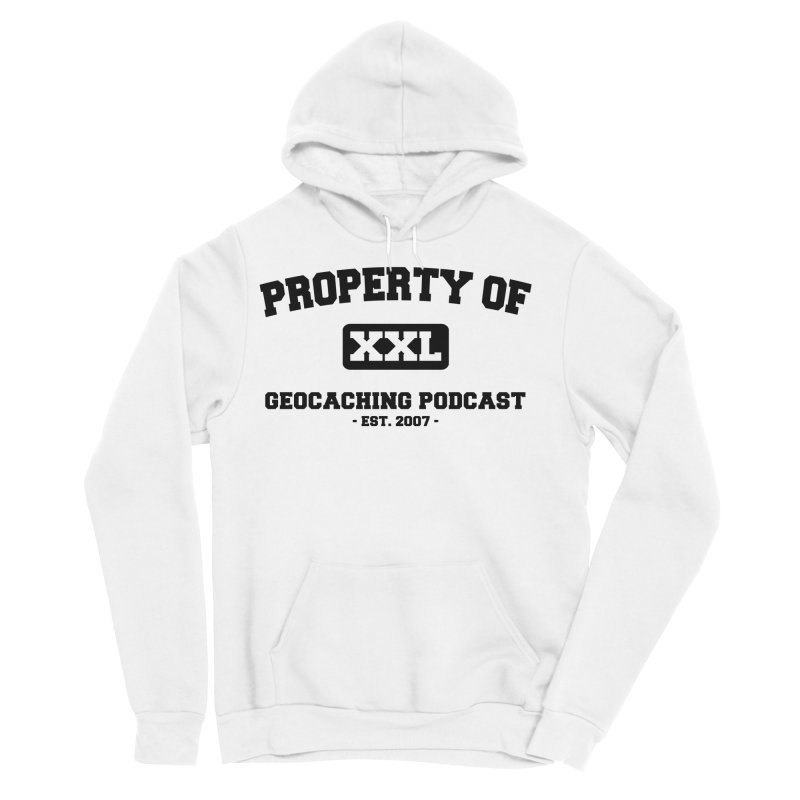 Property Of Women's Sponge Fleece Pullover Hoody by Geocaching Podcast Store