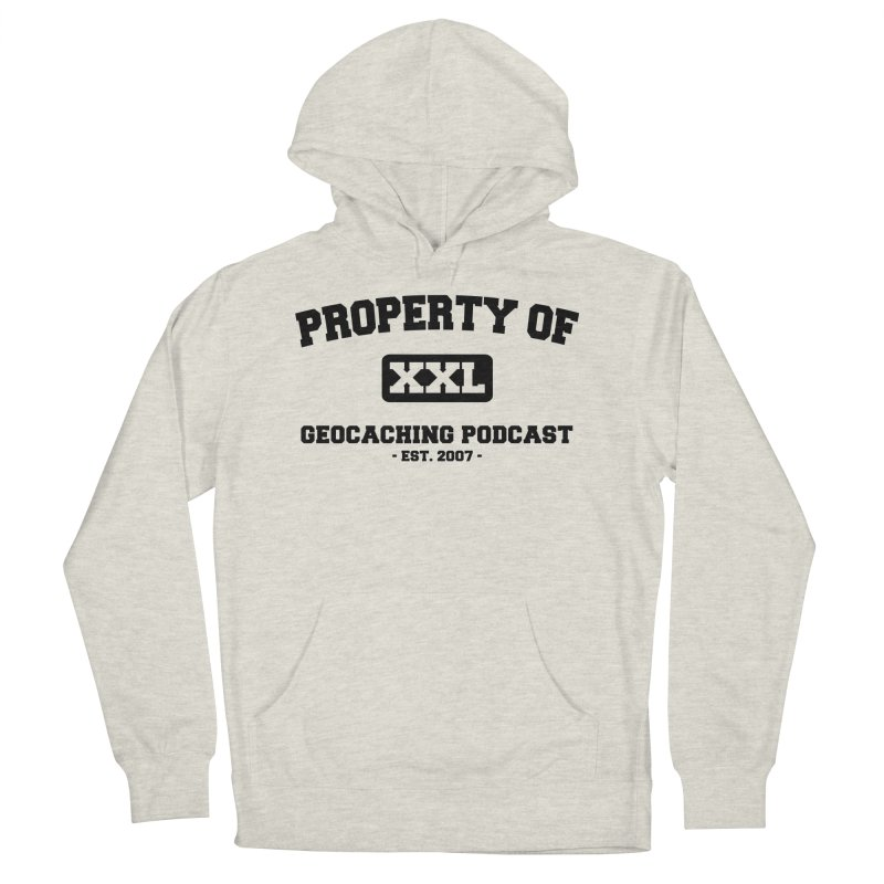 Property Of Men's Pullover Hoody by Geocaching Podcast Store