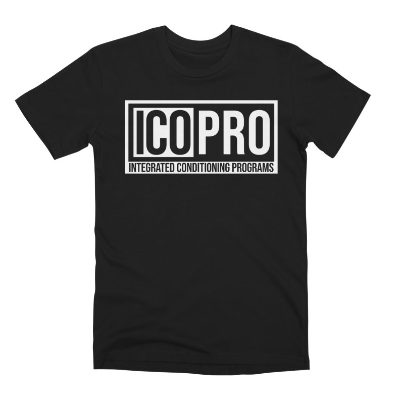 ICO PRO Men's Premium T-Shirt by Geocaching Podcast Store