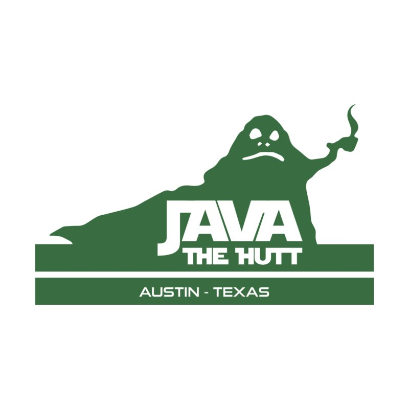Java the Hutt Coffee House Men's T-Shirt by Geocaching Podcast Store