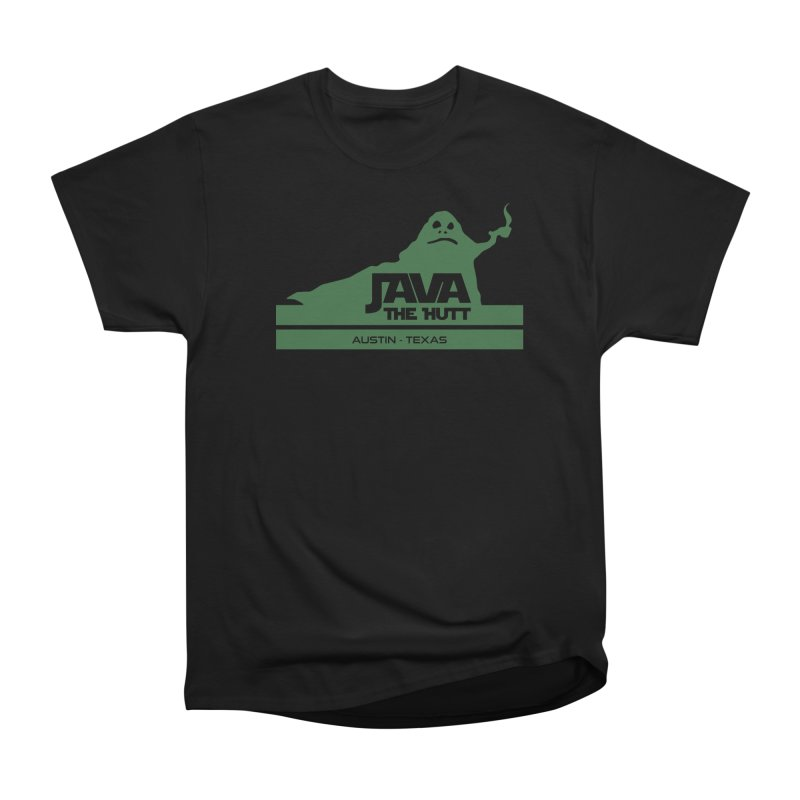 Java the Hutt Coffee House Women's T-Shirt by Geocaching Podcast Store