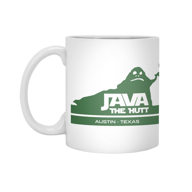 Java the Hutt Coffee House Accessories Mug by Geocaching Podcast Store