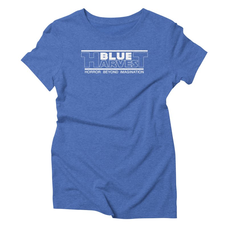 Blue Harvest Women's Triblend T-Shirt by Geocaching Podcast Store