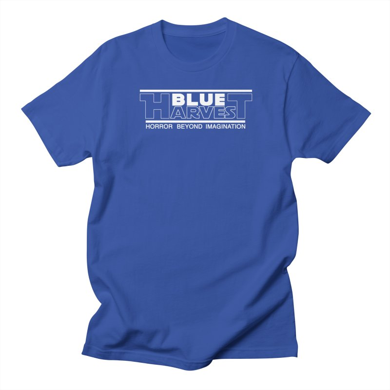 Blue Harvest Men's Regular T-Shirt by Geocaching Podcast Store