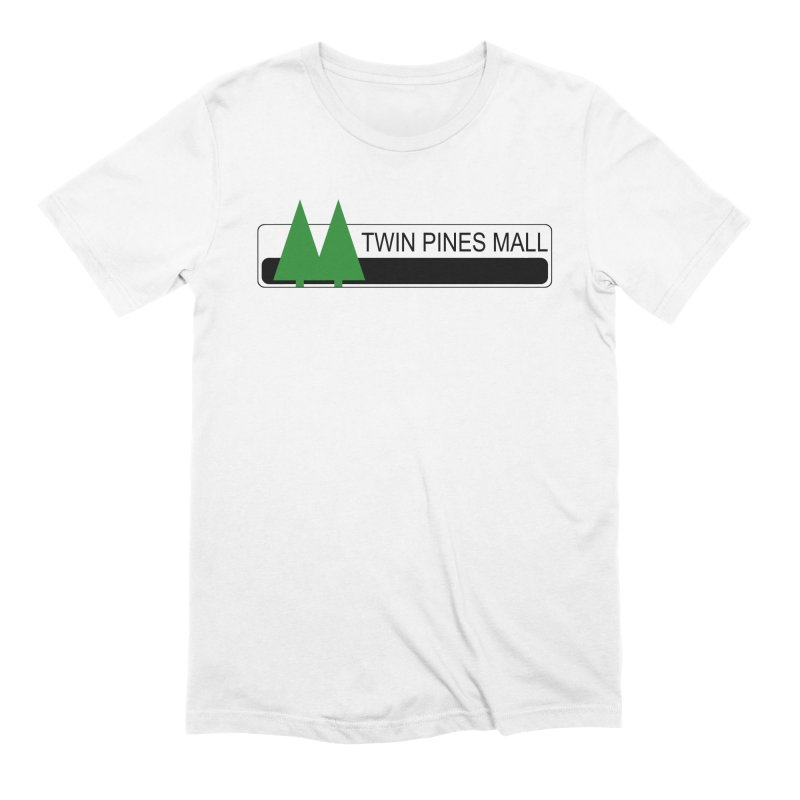 Twin Pines Mall Shirt Men's Extra Soft T-Shirt by Geocaching Podcast Store