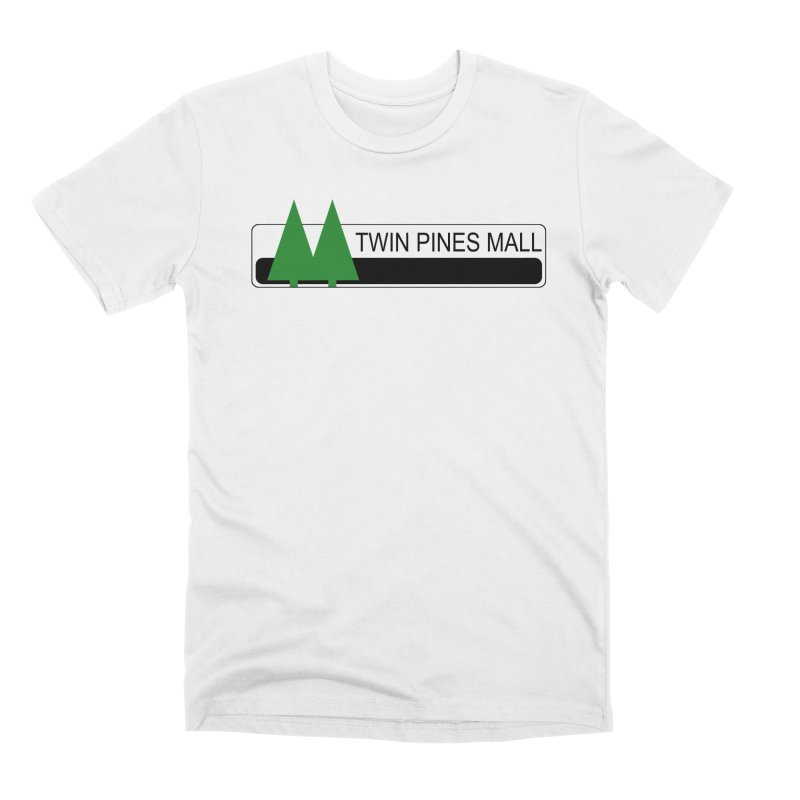 Twin Pines Mall Shirt Men's Premium T-Shirt by Geocaching Podcast Store