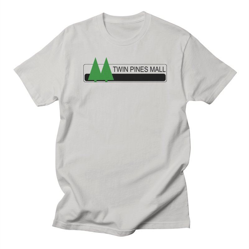 Twin Pines Mall Shirt Men's T-Shirt by Geocaching Podcast Store
