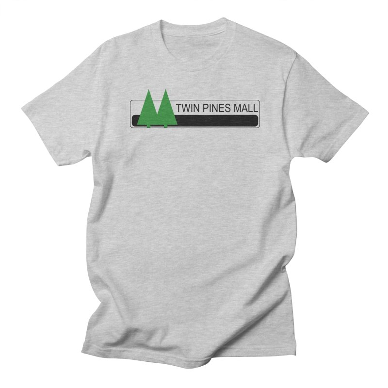 Twin Pines Mall Shirt Women's Regular Unisex T-Shirt by Geocaching Podcast Store