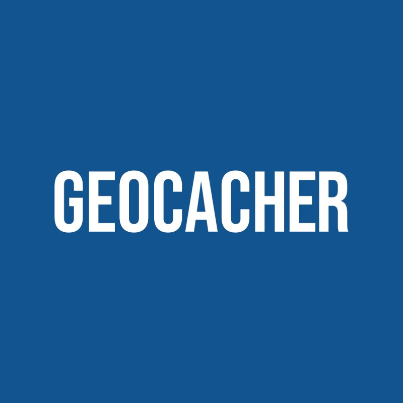 Geocacher tshirt Women's Sweatshirt by Geocaching Podcast Store