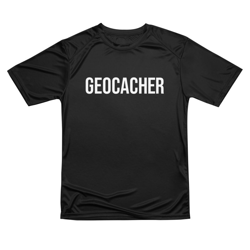 Geocacher tshirt Men's T-Shirt by Geocaching Podcast Store