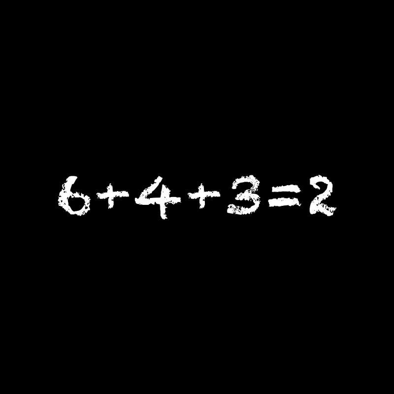 6+4+3=2 Women's Tank by URBAN TREE CANOPY