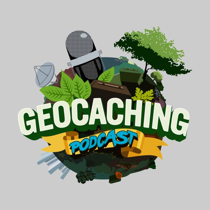 GCPC Logo Men's Sweatshirt by Geocaching Podcast Store