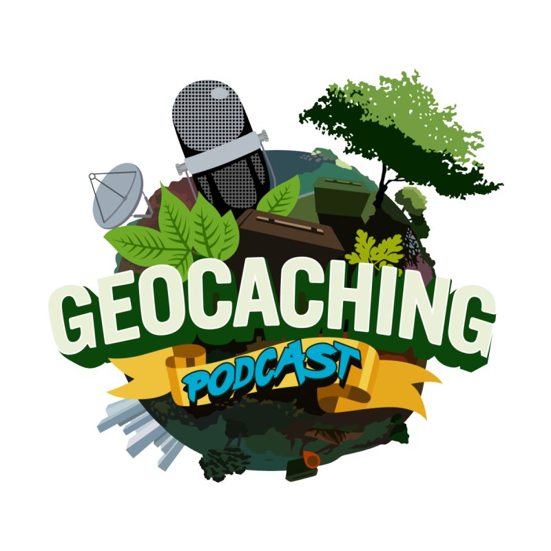 GCPC Logo Men's T-Shirt by Geocaching Podcast Shop
