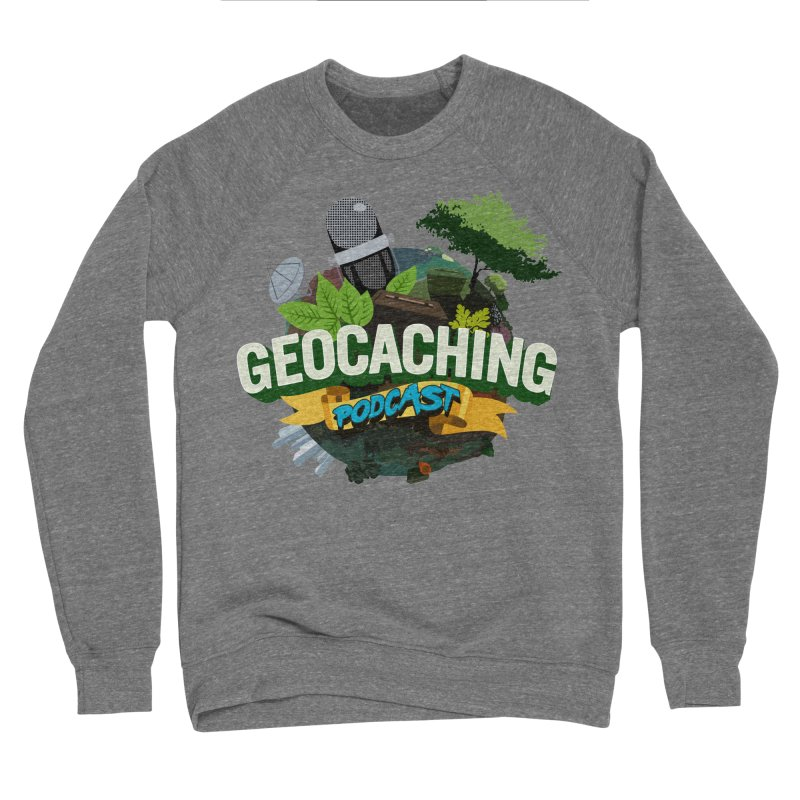 GCPC Logo Men's Sweatshirt by Geocaching Podcast Shop