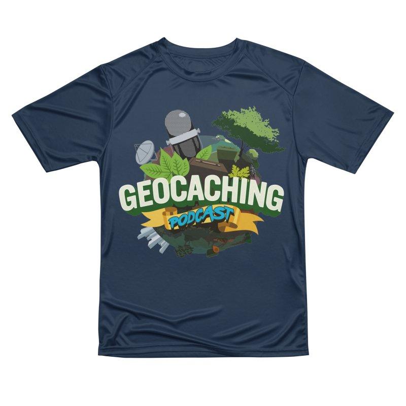 GCPC Logo Men's T-Shirt by Geocaching Podcast Store