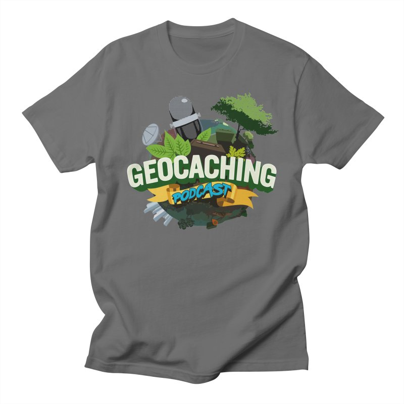 GCPC Logo Men's T-Shirt by Geocaching Podcast Store
