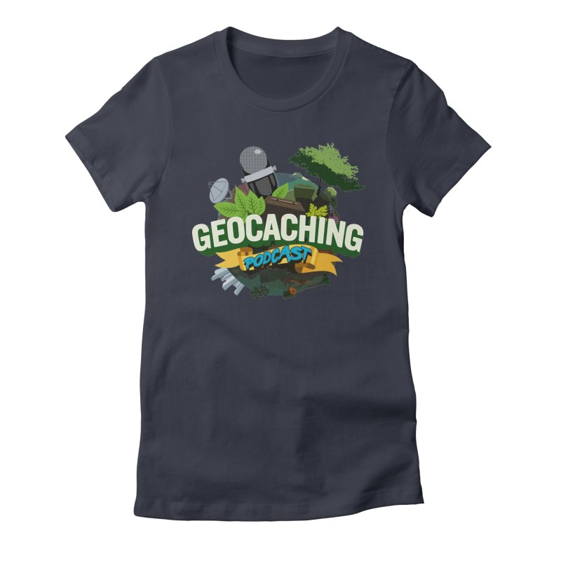 GCPC Logo Women's T-Shirt by Geocaching Podcast Store