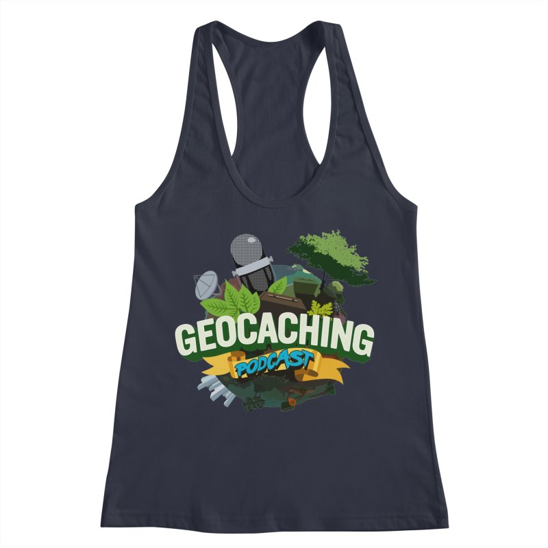 GCPC Logo Women's Tank by Geocaching Podcast Store