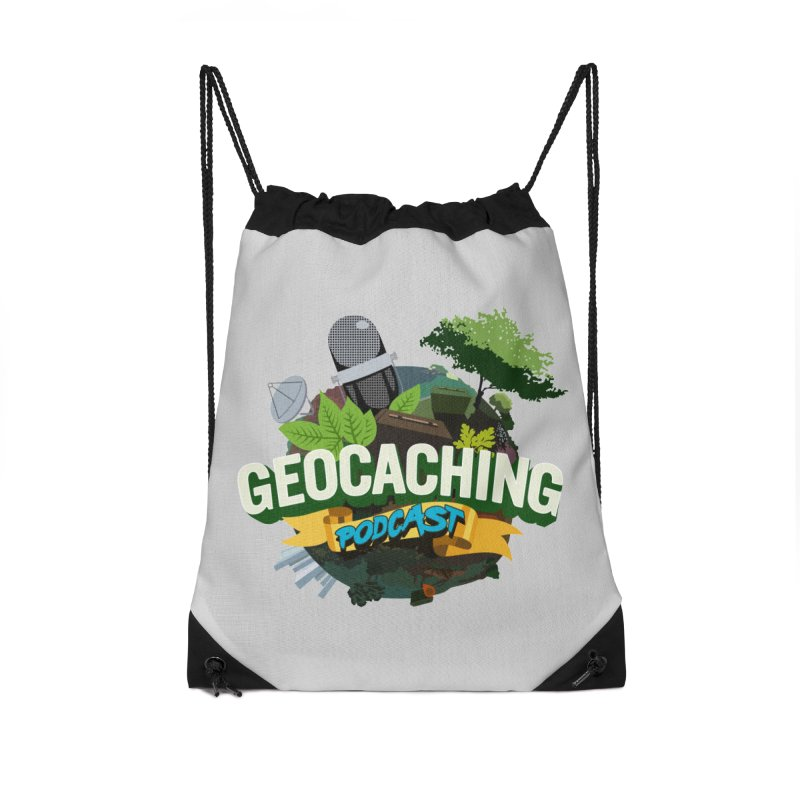 GCPC Logo Accessories Bag by Geocaching Podcast Shop